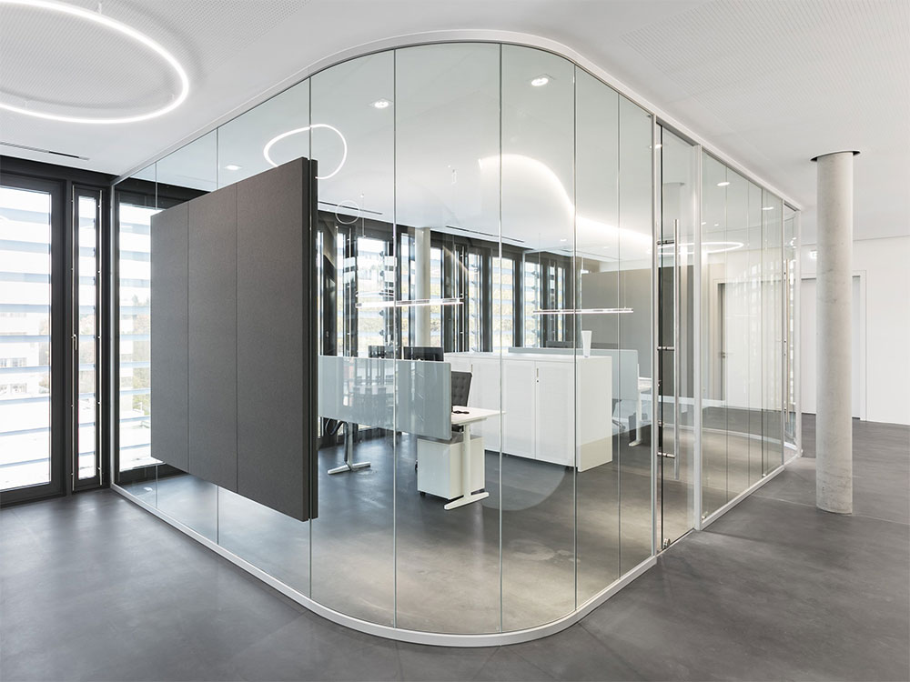 Glass Partition Works in Chennai