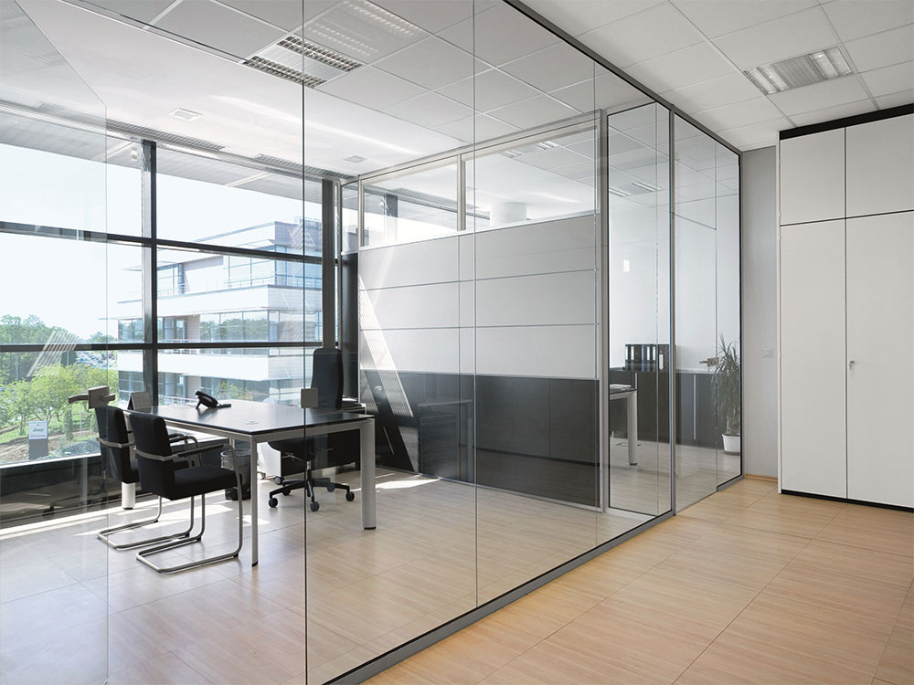 Glass Partition Works in Pondicherry