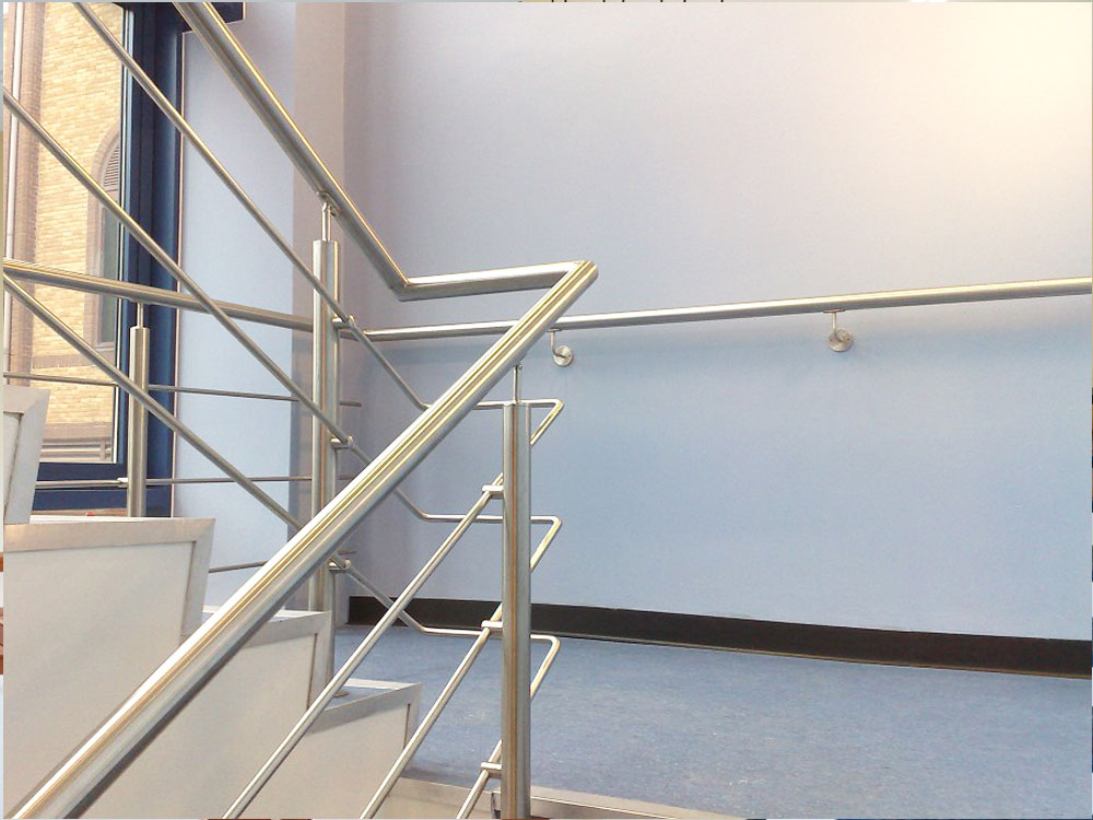 Stainless Steel Handrails in Chennai